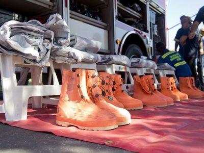 Продажа огнетушителей, креплений, шкафы пожарные, двери противопожарные и др.